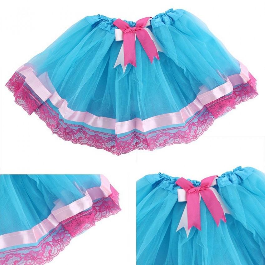 Как сшить юбку для девочки