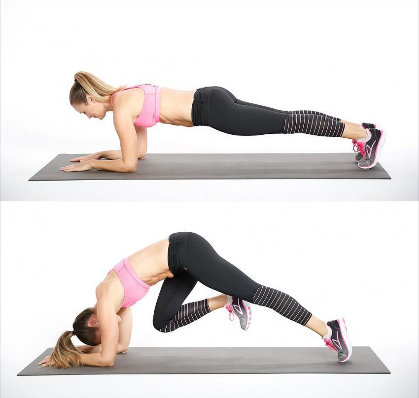Тренировка Для Интенсивного Похудения. Эффективные тренировки для похудения