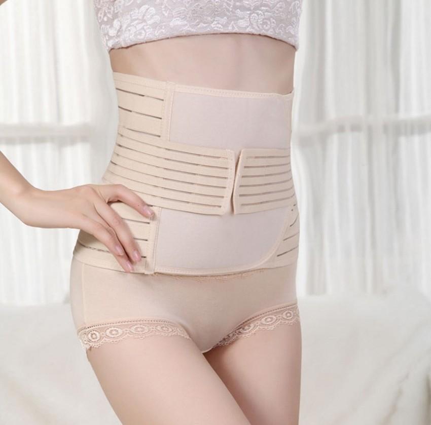 Как одевать бандаж после родов