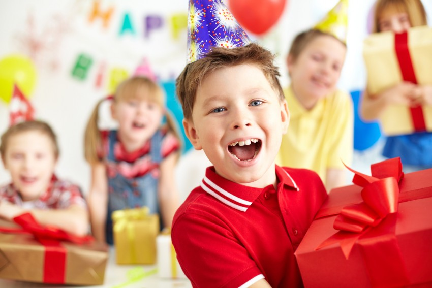 Что подарить десятилетнему ребенку на день рождения