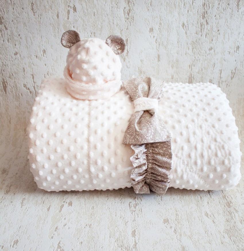 Одеяло для мальчика своими руками