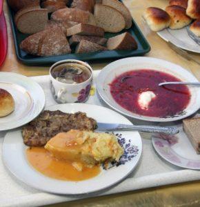 Питание детей в школе — здоровый рацион и примерное меню для детей школьного возраста