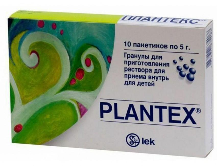 Плантекс — инструкция по применению. Препарат плантекс для новорожденных