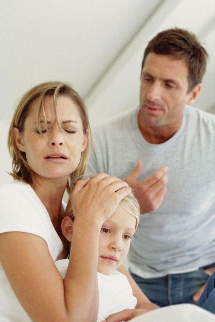 как вернуть бывшую супругу если у нас есть ребёнок
